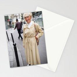 Parisian Mugshots - Dear Alice (Gueules de Parisiens) Stationery Cards