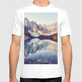 Moraine Lake Reflection T-shirt