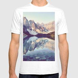 Moraine Lake Reflection T-shirt
