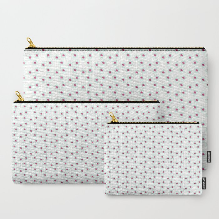 Watercolor´s dots Carry-All Pouch