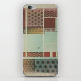 Pattern Lovers iPhone Skin