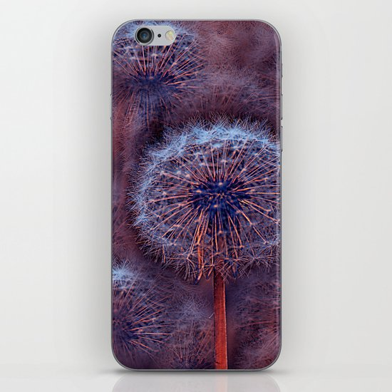 Floral abstract(5). iPhone & iPod Skin