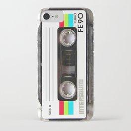 Old School Cassette Tape iPhone Case