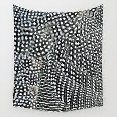 Monochrome Wall Tapestry