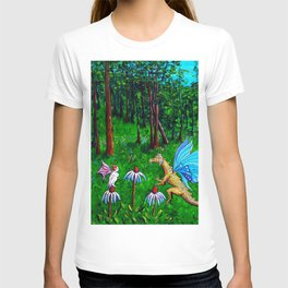 Discussion in the Woods T-shirt