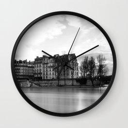 Il de la Cite Wall Clock