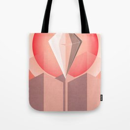 The Orange City Tote Bag