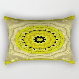 Temple of magic wisdom Rectangular Pillow