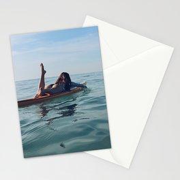 Paddle Girl Stationery Cards