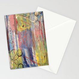 Treasure, original artwork by Stacey Brown Stationery Cards