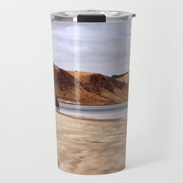 Riders on the Shore Travel Mug