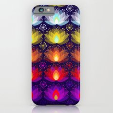 Variations on a Lotus I - Sparkle Brightly iPhone 6s Slim Case