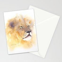Lion of Judah Stationery Cards