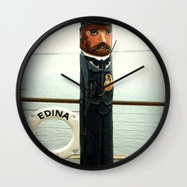 Edina Wall Clock