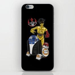 Beastie Droids iPhone Skin