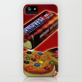 Ice Cream Treats iPhone Case