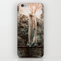bible verses iPhone & iPod Skins featuring The Dying Verses 3 by Helheimen Design