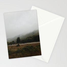 Washington Mountain Fog (2018) Stationery Cards