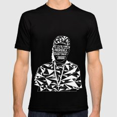 Philando Castile - Black Lives Matter - Series - Black Voices SMALL Black Mens Fitted Tee