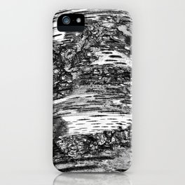 Brocken iPhone Case