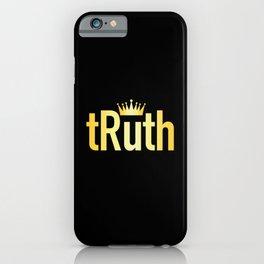 Ruth RBG iPhone Case
