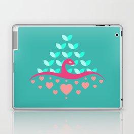 Be Beautiful - Be Colourful Peacock Laptop & iPad Skin