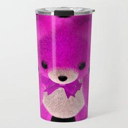 Teddy Bear Travel Mug