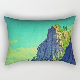 Tomorrow Rectangular Pillow