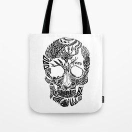 Dia de los muertos by Floris V Tote Bag