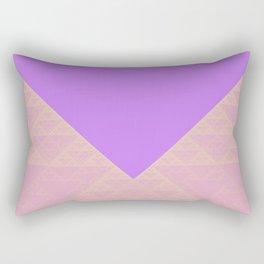 a+b+c+ac+abc (mod 4) (pastel) Rectangular Pillow