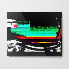 feedback 0003 0001 Metal Print