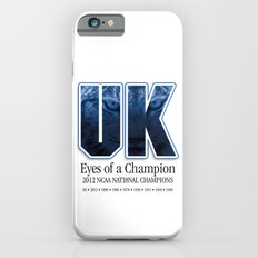 Eyes of a Champion Slim Case iPhone 6s