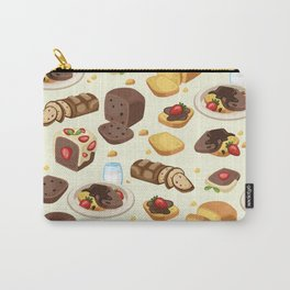 fruitcake Carry-All Pouch