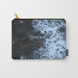 Rushing Sea Carry-All Pouch