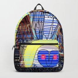 Doodle Buho Backpack