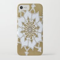 golden iPhone & iPod Cases featuring Golden by Aries Art