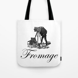 Say Fromage Tote Bag
