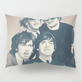 Beatle - John, Paul, George, and Ringo Pillow Sham