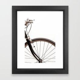 Bicycle No. 1 Framed Art Print