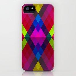 Violet Vision iPhone Case