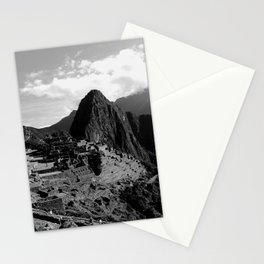 Manchu Picchu 2  Stationery Cards