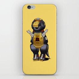 Barneybot iPhone Skin