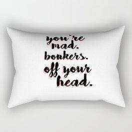 Bonkers Rectangular Pillow