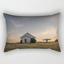 Galpin Church, Montana Prairie 2 Rectangular Pillow