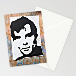 """""""HERE'S TO THE CRAZY ONES""""/Jack Kerouac Stationery Cards"""