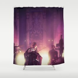 Can't You See That You're Lost? Shower Curtain