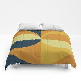 Geometry Games Comforters