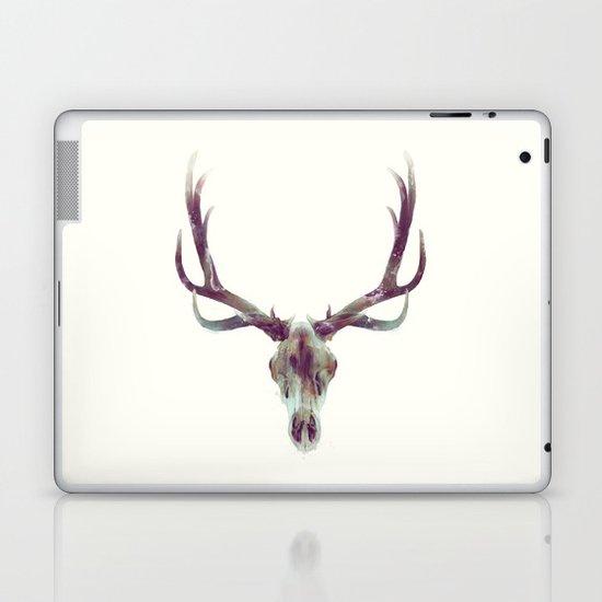 Elk Skull Laptop & iPad Skin