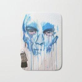 Blue Days Bath Mat