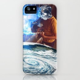 Cooking Hurricanes iPhone Case